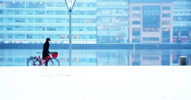 Fietsen in de winter: kleed je goed aan