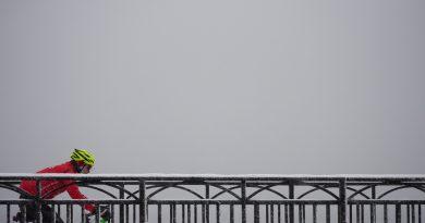 10 tips om veilig te fietsen in de winter bij extreem weer